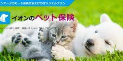 イオンの猫の保険をどこよりも詳しく解説